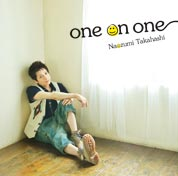 one on one 初回生産限定盤(PV DVD付)
